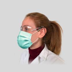 Protective hygienic masks